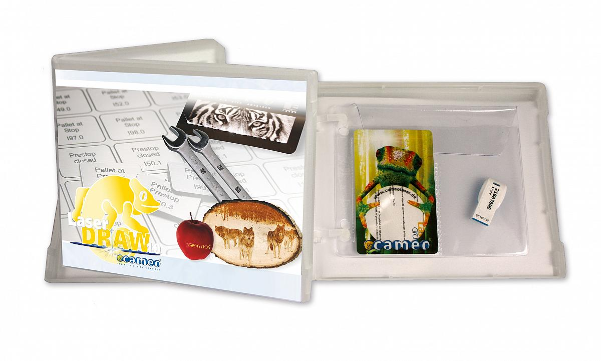 LaserDRAW 10 | cameo laser - Ihr Partner für CO2-Laser, Faserlaser